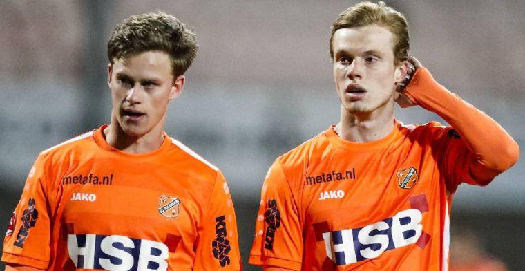 Oud-talent AZ en PSV nu in Tweede Divisie: 'Dacht dat ik nog naar profclub kon'