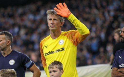 Afbeelding: Van der Sar reageert op tabloidverhaal: 'Ik heb zin in die uitdaging met Ajax'