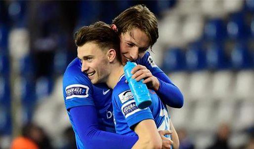 Afbeelding: 'Berge liet Premier League schieten voor Champions League met Racing Genk'