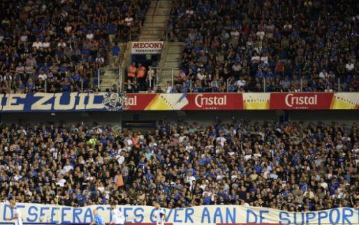 Afbeelding: KRC Genk verkoopt alle thuisduels voor Champions League volledig uit