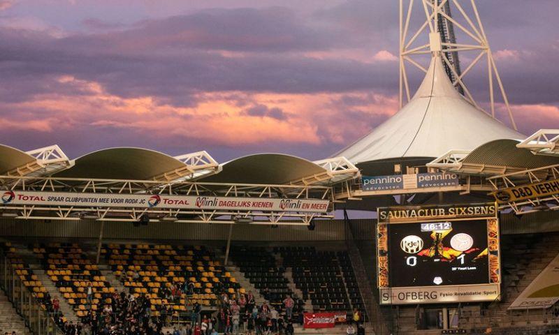 Afbeelding: 'Beoogde Roda-eigenaar wil tekorten dekken met sponsordeal voor stadion'