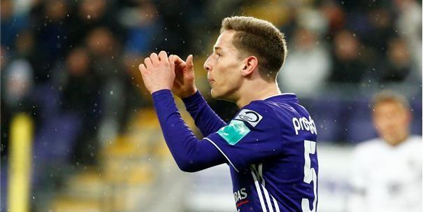Verschaeren maakt indruk: 'Southampton wil winters bod neerleggen bij Anderlecht'