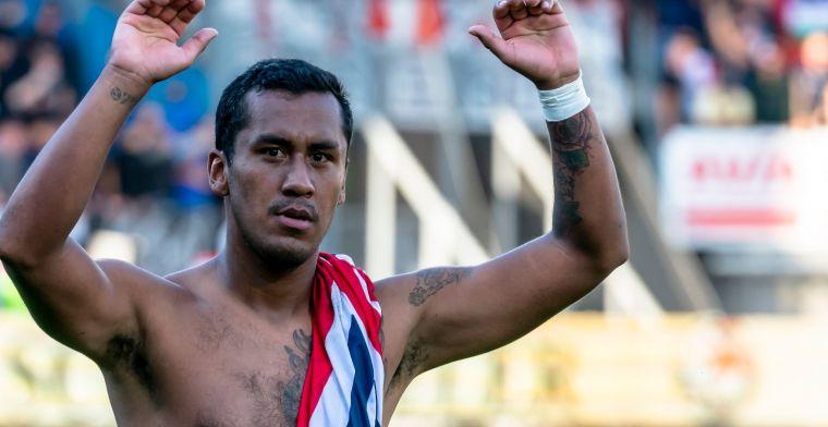 Telegraaf: Troost gaat 'heel snel' in bespreking met transfervrije Feyenoorder