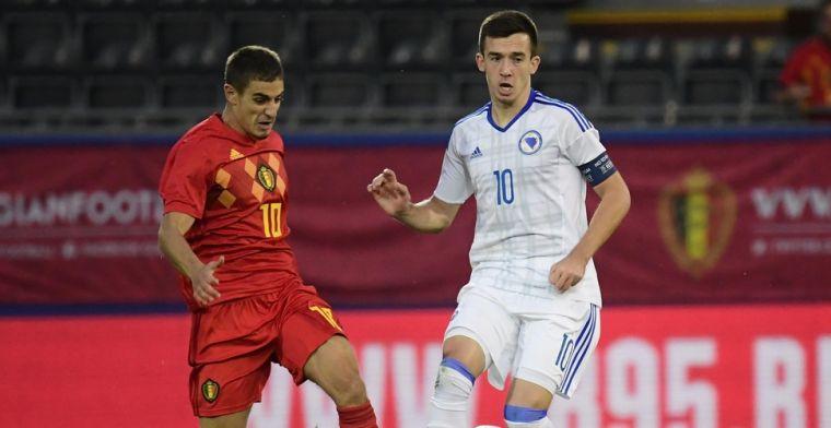 Nieuw talent staat op bij Belgische U21: En ik kan nog beter