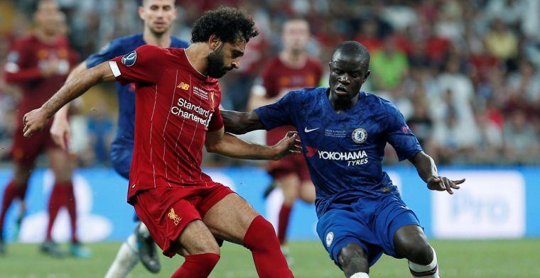 Real Madrid en Chelsea hebben afspraak over Kanté
