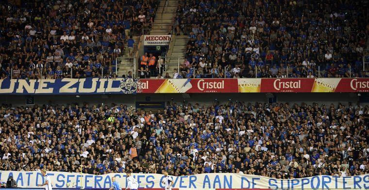 KRC Genk verkoopt alle thuisduels voor Champions League volledig uit