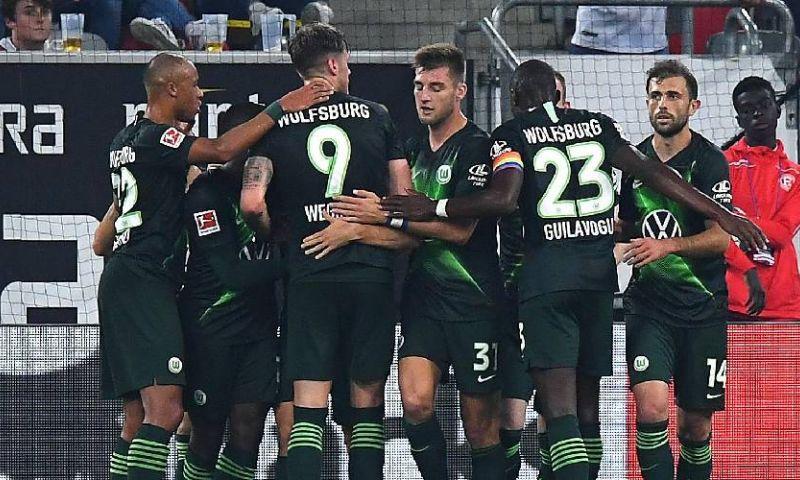 Afbeelding: Gent-tegenstander Wolfsburg morst met de punten, Lyon geeft zege uit handen