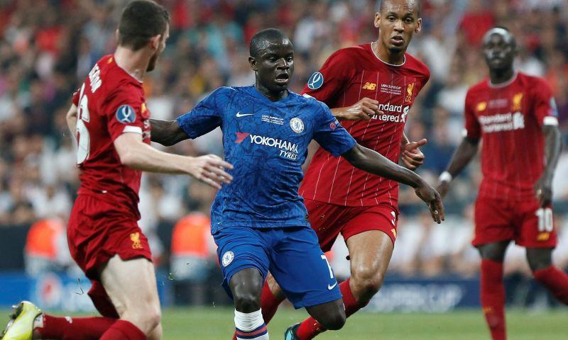 Afbeelding: 'Kanté verspeelde de bal soms opzettelijk, zodat hij hem weer kon veroveren'