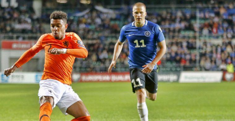 Van Bommel: 'Je valt in en scoort in je eerste wedstrijd, fantastisch'