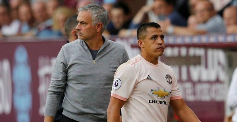 Mourinho wenst United-flop het beste: 'Hij kwam over als een verdrietige man'