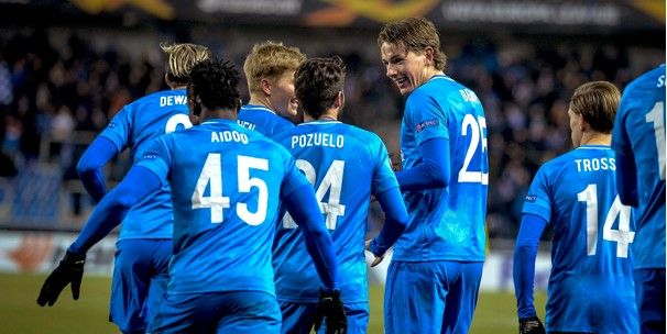 'Berge op papier de duurste speler van de JPL, Anderlecht en Gent in de top drie'