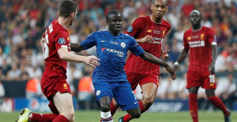 'Kanté verspeelde de bal soms opzettelijk, zodat hij hem weer kon veroveren'