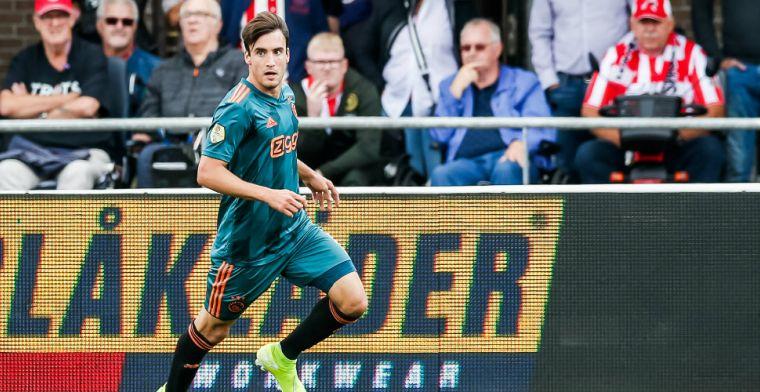Tagliafico wil na carrière terug naar Amsterdam: 'Ajax is een voetbaluniversiteit'