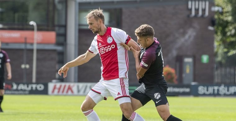 Siem de Jong: De trainer denkt dat ik nog een rol kan spelen voor Ajax