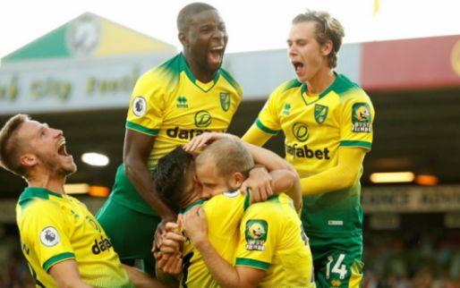 Afbeelding: Norwich en Krul shockeren Engeland met sensationele zege op Manchester City
