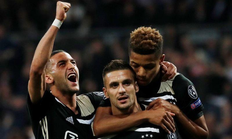 Afbeelding: 'Hogeschoolvoetbal' Scholes leidt tot vertrouwen in Ajax: 'Zijn daartoe in staat'