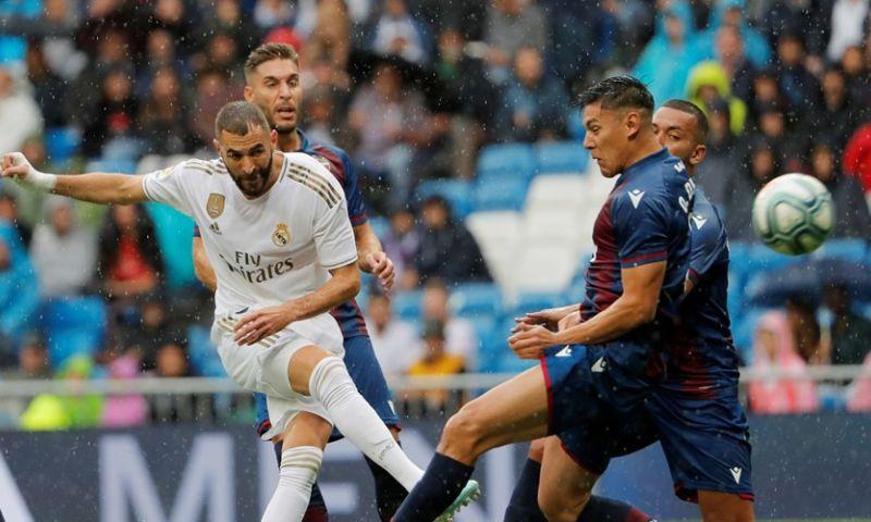 Afbeelding: Real Madrid met de schrik vrij: Koninklijke geeft bijna ruime voorsprong weg