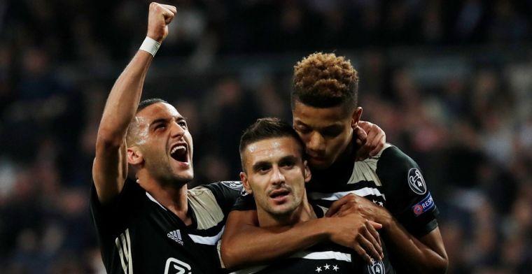 'Hogeschoolvoetbal' Scholes leidt tot vertrouwen in Ajax: 'Zijn daartoe in staat'