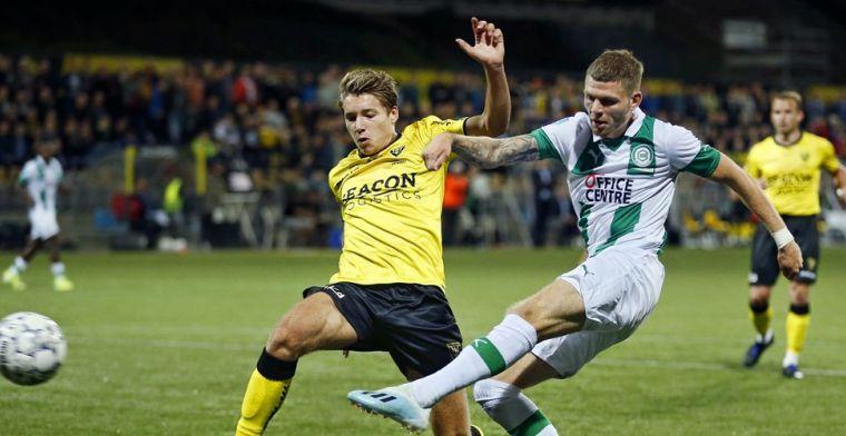 Doffe dreun voor Groningen: VVV-Venlo slaat in slotfase genadeloos toe