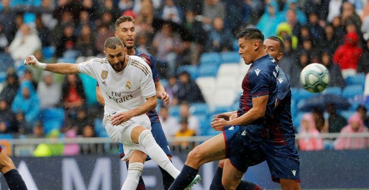 Real Madrid met de schrik vrij: Koninklijke geeft bijna ruime voorsprong weg