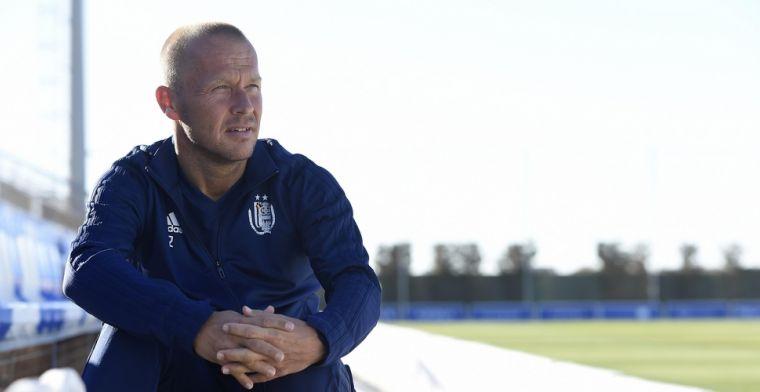 Zetterberg geeft de moed niet op bij Anderlecht: Enorm potentieel in de groep