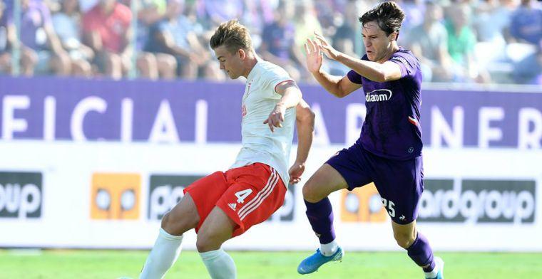 Juventus bijt de tanden stuk tegen Fiorentina en ijzersterke Ribéry