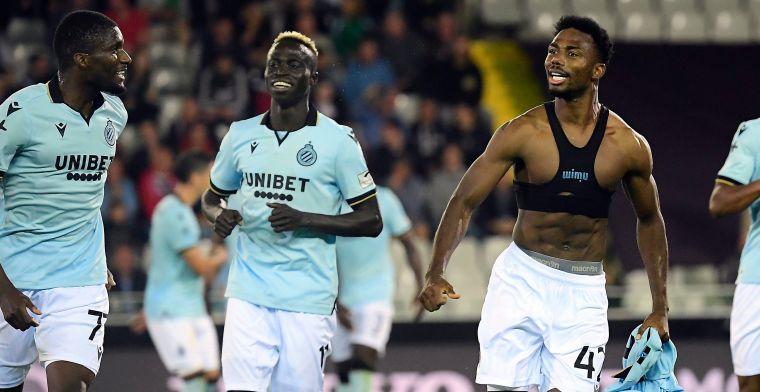 Zakelijk Club Brugge mag zich opnieuw ploeg van 't stad noemen