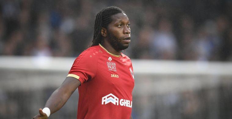 Mbokani heeft gewacht op aanbod van Anderlecht: Er kwam niets uit de bus