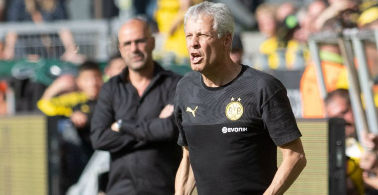 Pak slaag in Dortmund voor Bosz, Klaassen scoort én mist vanaf de stip