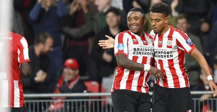 Unieke avond voor Malen: PSV-spits bekroont droomweek met vijf goals