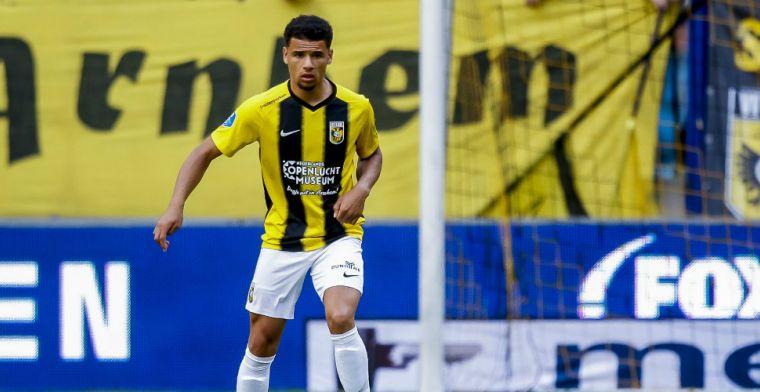 Mooie toekomst voor Obispo: 'Potentie basisspeler te worden bij PSV'