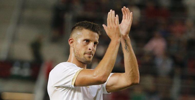 Mirallas bevestigt interesse Standard en Anderlecht: Heb ermee gesproken