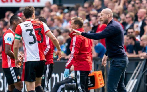 Afbeelding: Stam ziet 'bij vlagen heel goed Feyenoord': 'Maar op het einde billenknijpen'