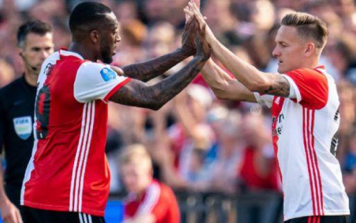 Afbeelding: Toornstra maandag met Feyenoord 2: