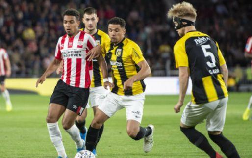 Afbeelding: Nachtmerrie in Eindhoven voor PSV-huurling Obispo: 'Niet met nette woorden'