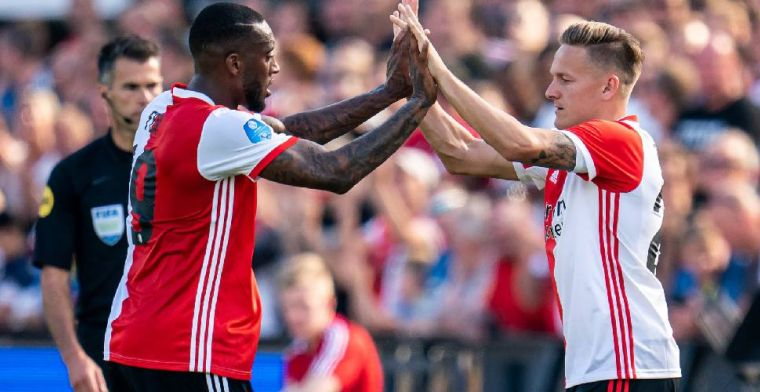 Toornstra maandag met Feyenoord 2: Dan heb je toch een achterstand