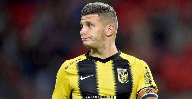 'Ik ben niet goed genoeg voor Ajax of PSV, misschien is Feyenoord mijn plafond'