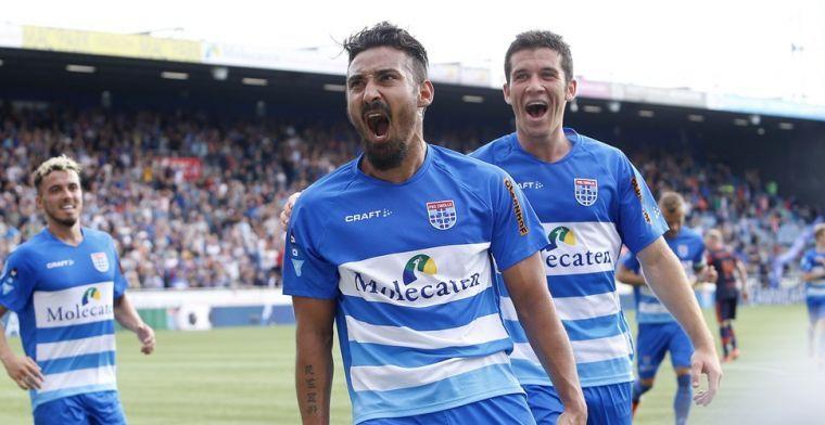 Reza (ex-STVV en ex-Standard) beleeft historisch debuut en scoort vier keer (!)