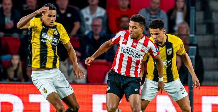 De Eredivisie-flops: 'gênante' Ciss, twee keer Willem II en Vitesse-drietal