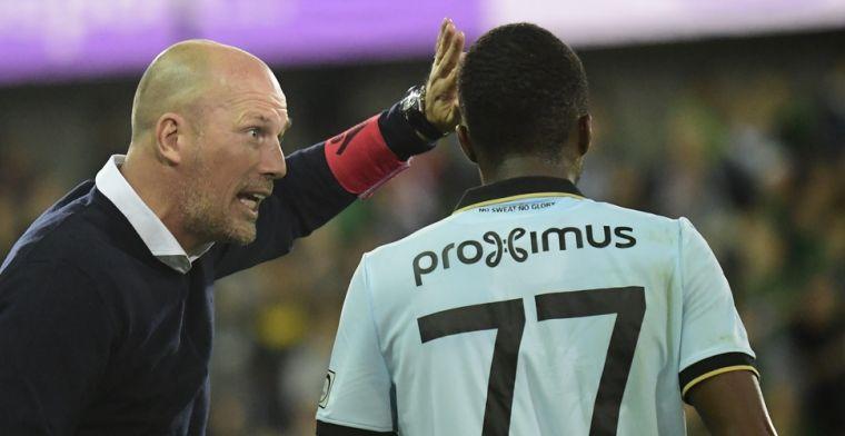 Clement nog niet tevreden na winst Club Brugge: Het moet beter