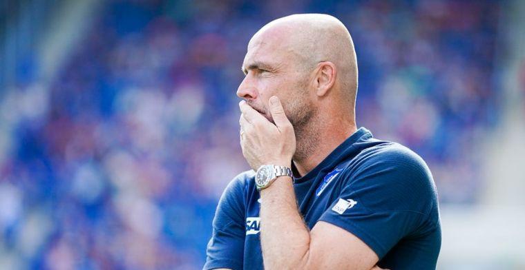 Locadia kan afstraffing voor Hoffenheim en Schreuder niet voorkomen