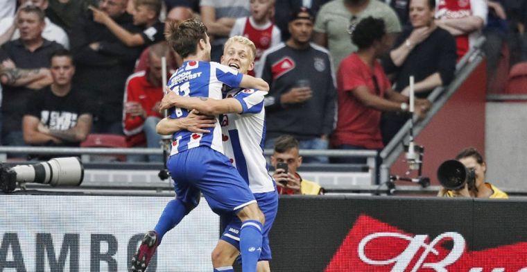 Van Bergen toont zwakte Ajax aan: 'Als Lille wil winnen, moeten ze zo spelen'