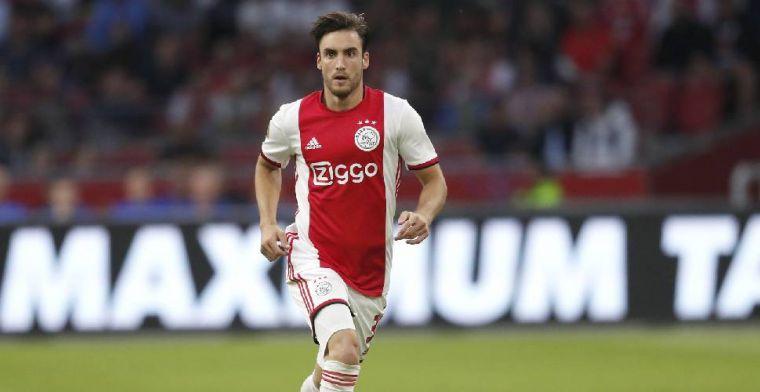 Tagliafico hoopt dat Messi naar Ajax keek: 'Dan kan hij een liedje zingen'