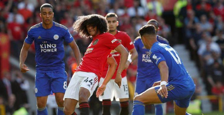 Chong 'profiteert' bij Man United van ontslag Mourinho: 'Het hangt van mij af'