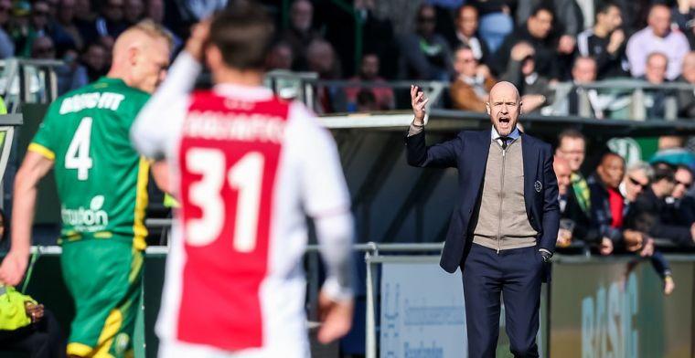 ADO en gemeente Den Haag weren ook dit seizoen supporters van Ajax