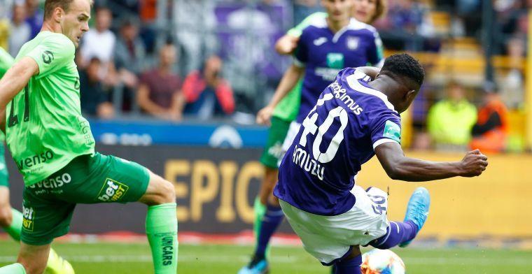 U21 haalt uit: Amuzu en Doku loodsen Anderlecht voorbij OHL