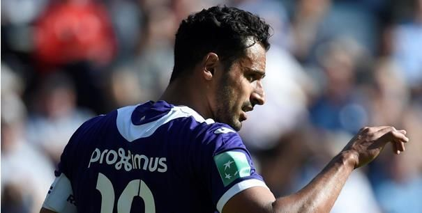 Chadli na Anderlecht-Antwerp: We staan nu tegen de muur