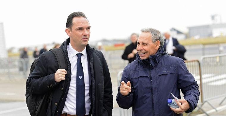 De Condé rekent op punten: Tegen Liverpool en Napoli minder te verliezen