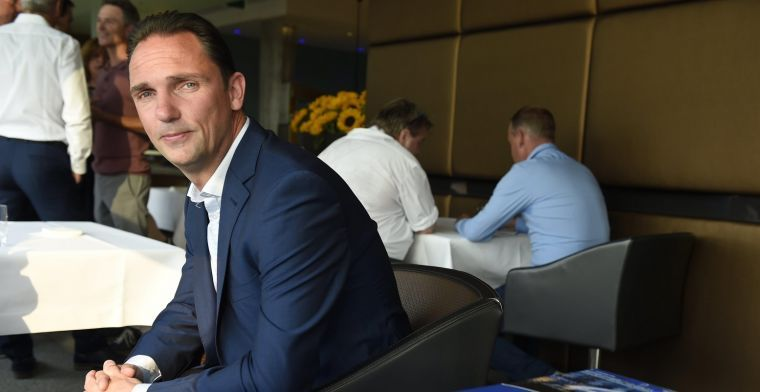 De Condé: Ik hoop eigenlijk vooral dat Salzburg ons onderschat