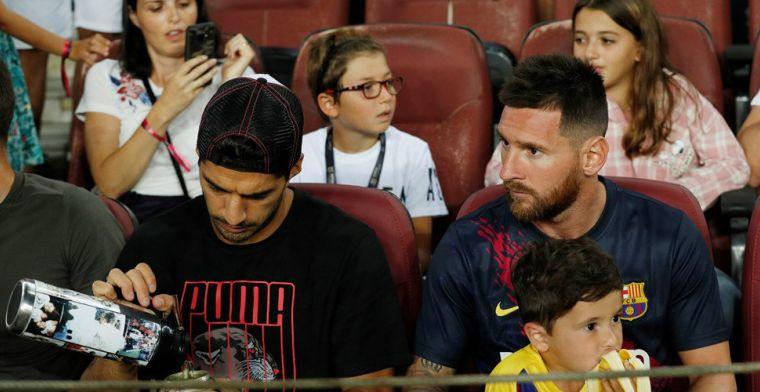 Verheugd Barça komt met groot nieuws: ook voor Messi kan het seizoen beginnen